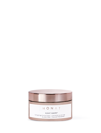 What Is MONAT Night Haven Overnight Age Control Cream